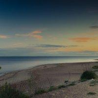 закат над финским заливом :: Алексей Ершов