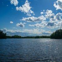 озеро Паровое :: Виктория грёZы
