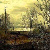 Сияние крыши в полдень :) :: Милла Корн