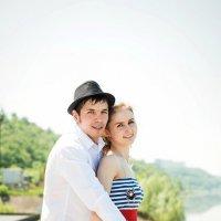 Love story. Алексей и Дания. :: Лилия Абзалова
