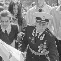 На Братских могилах. :: Виктор Евстратов