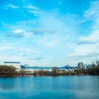 Река-Озеро :: Антон Колесников