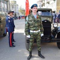 парад 9 мая :: tankist prokat163