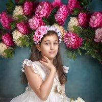 Летний сад :: Оксана Зарубина