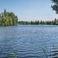 Сормовское озеро в Нижнем Новгороде :: Елена Мухачева