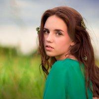 в поле :: Римма Климова