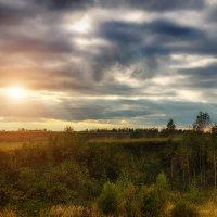 Перед закатом. :: Andrei Dolzhenko