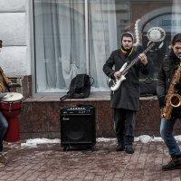 Сегодня- мы играем джаз... :: игорь щелкалин