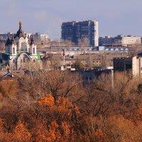 Городской пейзаж :: Владимир Павленко