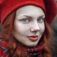 Девушка-весна :: Sergey Leonidchenko