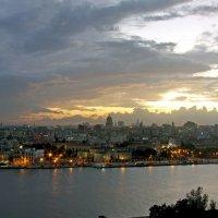 Вечерняя Гавана.. :: Надежда Шемякина