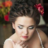 свадебный образ :: Юлия Мальцева