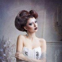 Готический образ :: Юлия Мальцева