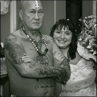 Бракосочетание с Шаманом :: Андрей Пашис