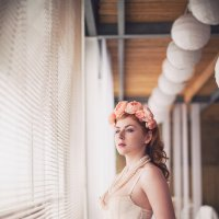 Утро невесты :: Елена Капоне