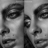 Beauty ретушь чб :: Анна Захарова