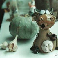Cow :: Anastasia GangLiON