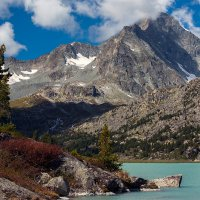 Озеро Дарашколь :: Виталий Джазатор