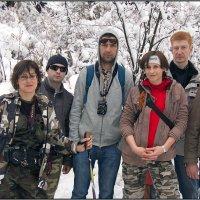 Снежный патруль :: Виталий Джазатор