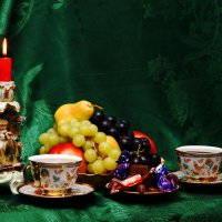 Чай на двоих. :: Юрий Шувалов