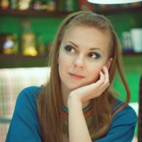 посиделки с Олей :: Мария Евстафьева