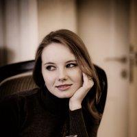 Общение с Катей :: Олег Трифонов