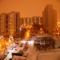 ночь :: Паша Алексин