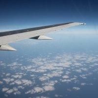Из самолета :: Диана Вакуленко