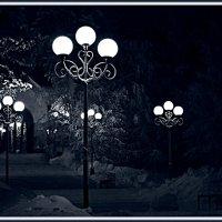 Полночь :: Василий Хорошев