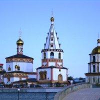 Собор Богоявления, Иркутск :: Юлия Sun