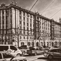 «Дом со шпилем» :: Игорь Найда
