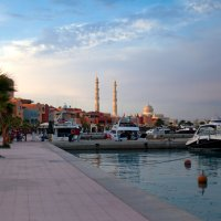 Hurghada Marina :: Евгений Самотесов