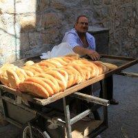 Иерусалим. Уличный торговец :: Светлана Телегина