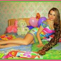 Радужный мир детства :: Алла Перькова