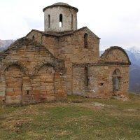 Сентинский храм 10 века :: Weskym Markova