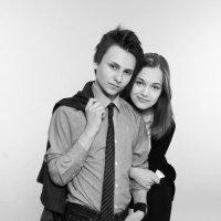 Антон и Екатерина :: Ника Пастильная