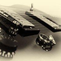 Гитара остепенившегося рокера :: Кирилл Подоляк