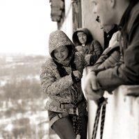 На стартовой площадке :: Дмитрий Арсеньев