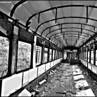 Старый поезд :: Наташа NorthCity