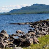 Синь северных озер :: Нина северянка