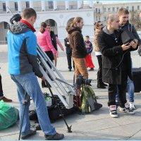 Вот это штативчик!!! :: Виктор Марченко