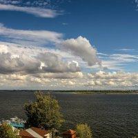 рваные облака осени :: Андрей ЕВСЕЕВ