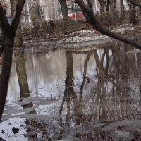 вода :: Дмитрий Потапов