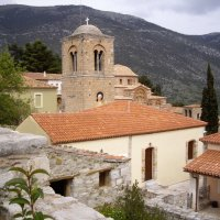 Монастырь :: Елена Плаксина