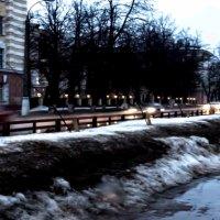 Дождь Тверь. :: Михаил Кретов