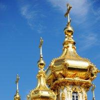 Петергофский храм :: Сергей Дячкин