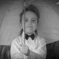 под зонтом :: Анна Фабульян