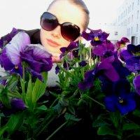 цветочки :: Ольга Андрієнко