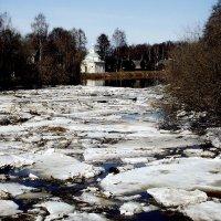 лёд тронулся :: Сергей Кочнев