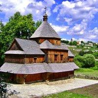 Хресто-Воздвиженская церковь. :: Николай Сидаш